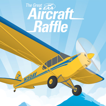 Airplane Raffle