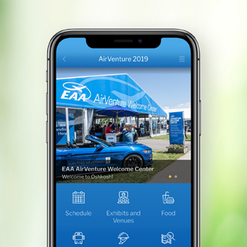 2019 AirVenture App Now Available