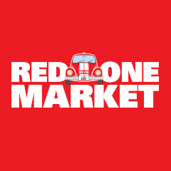 red-one-market-logo