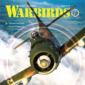 Warbirds July 2019