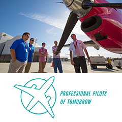 Professional Pilots of Tomorrow