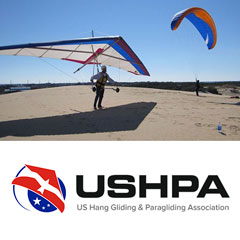 US Hang Gliding and Paragliding Association