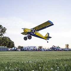 Ultralights at AirVenture