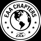 EAA chapter logo white