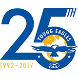 Young Eagles 25th Anniversary