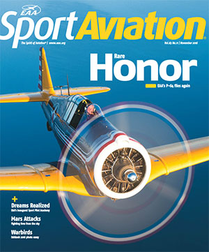 November Sport Aviation 2016