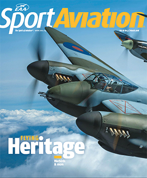 March 2018 Sport Aviation
