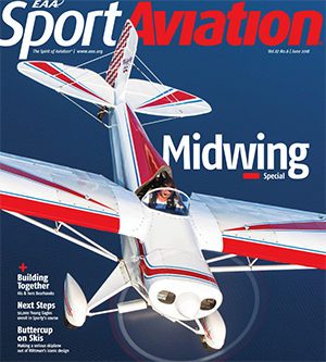 June 2018 Sport Aviation