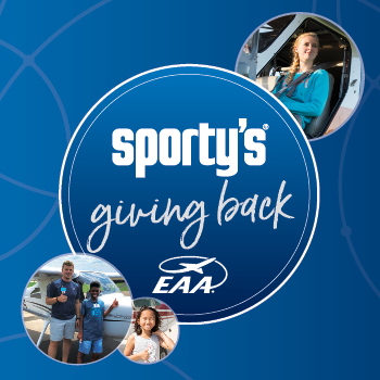The Sporty's Foundation Matching Gift Initiative