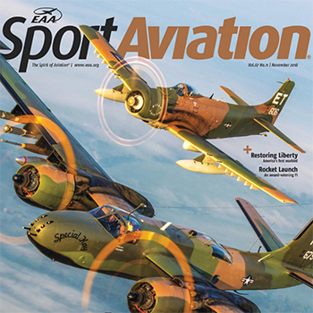 Sport Aviation Magazine Thumbnail