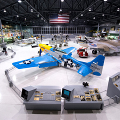 Museum-Photography-Policy-EAA-Eagle-Hangar!