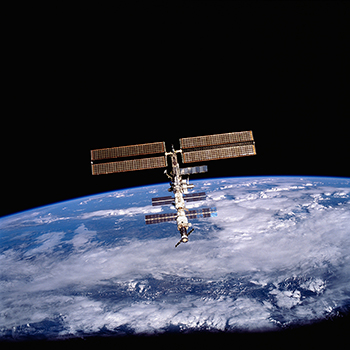 Ray Scholars to Talk With Space Station Crew July 14