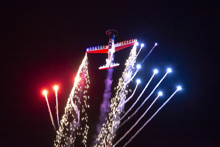 TOP AIR SHOW PERFORMERS COMMIT TO EAA AIRVENTURE OSHKOSH 2021