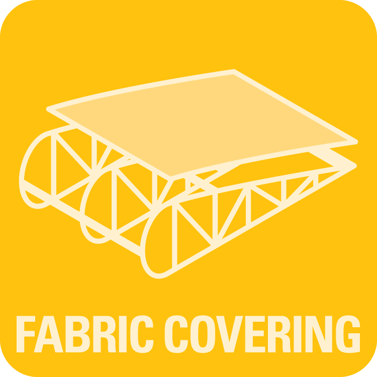 Fabric Covering