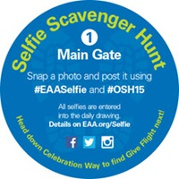 Enter the EAA AirVenture 2015 Selfie Scavenger Hunt