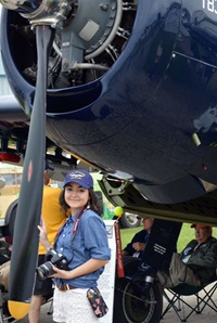 2 Millionth Young Eagle Selected to Fly at AirVenture 2016