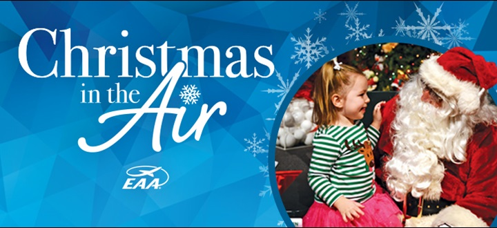 Christmas For All Ages.Christmas In The Air