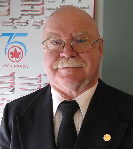 Bert Elam, Director–Liaison With COPA and With RAA
