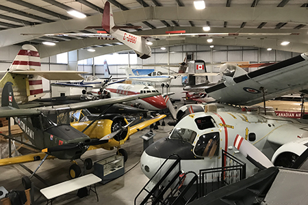Maritimes' Leading Role in Aviation Highlighted at ACAM
