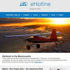 EAA Newsletter - eHotline