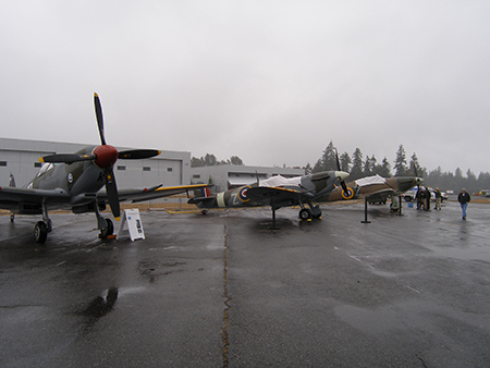 Cross-Border Visit to Historic Flight Museum, Paine Field, Everett, Washington