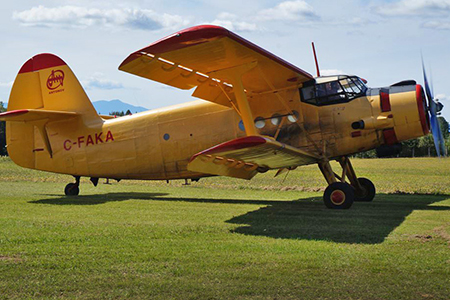 Record Attendance at Stanstead Fly-In