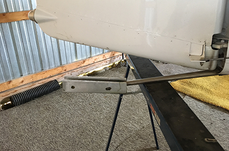 Tail Wheel Woes