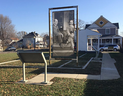 Art Installations Help Tell Wright Brothers' Story