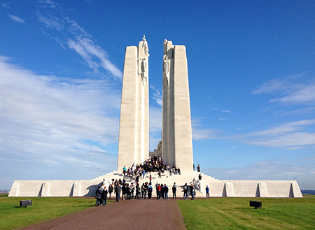 Vimy – Birth of Canada as a Nation?