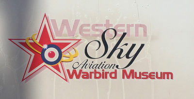 Western Sky Aviation Warbird Museum in Utah