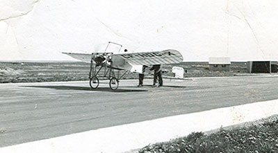 Calgary Amateur Aircraft Building in the Early Days