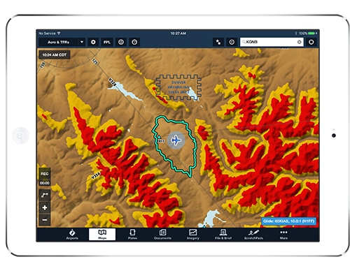 Glide Advisor in ForeFlight 9 Could Save Lives