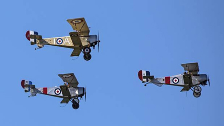 Vimy Flight Homecoming