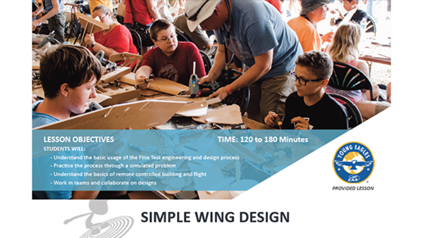 EAA Partners with Flite Test STEM!