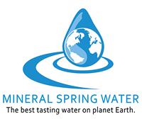 Mineral Spring Water logo