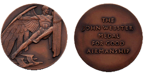 Webster Medal