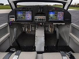 Van's RV-12 Dashboard