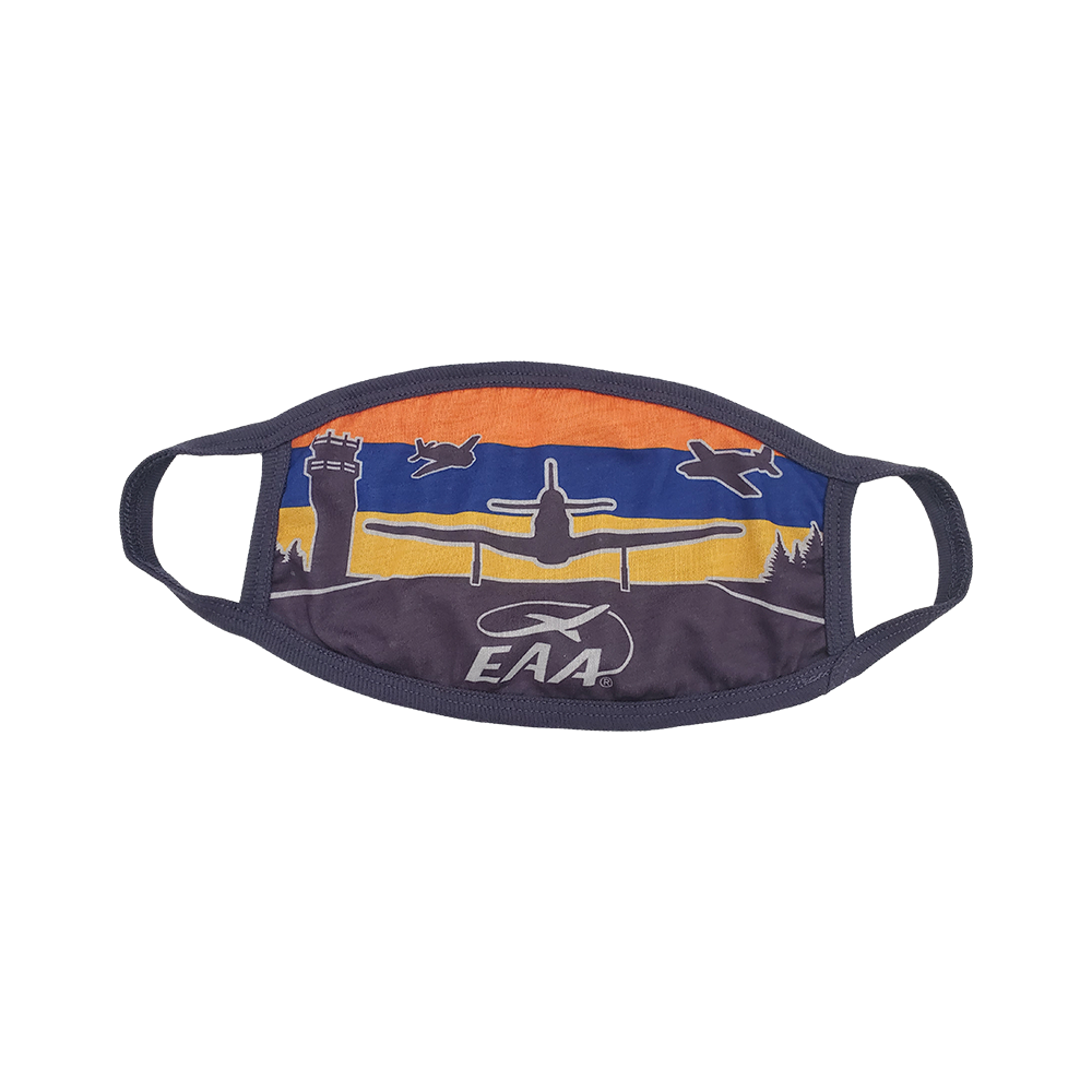 EAA Oshkosh Skyline Mask