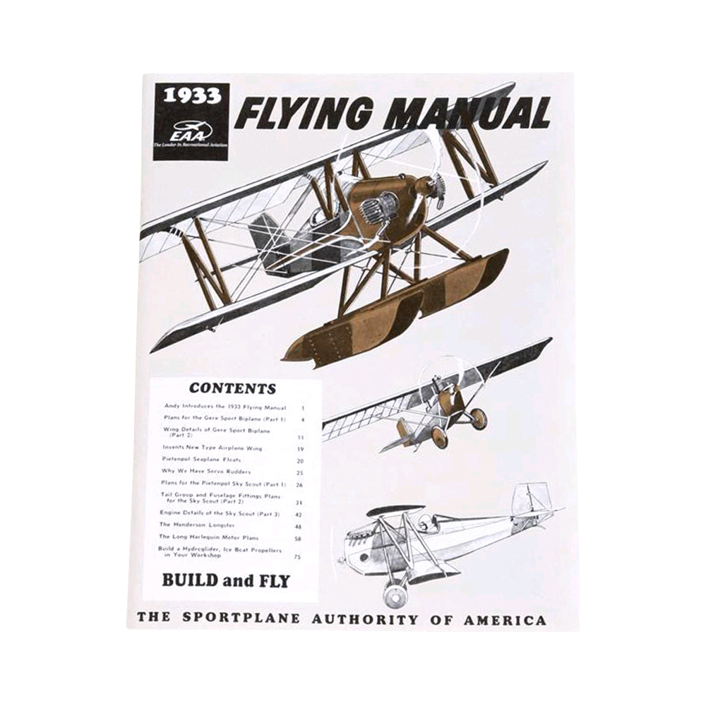Image not found or type unknown · 1929 flying and glider manual ...
