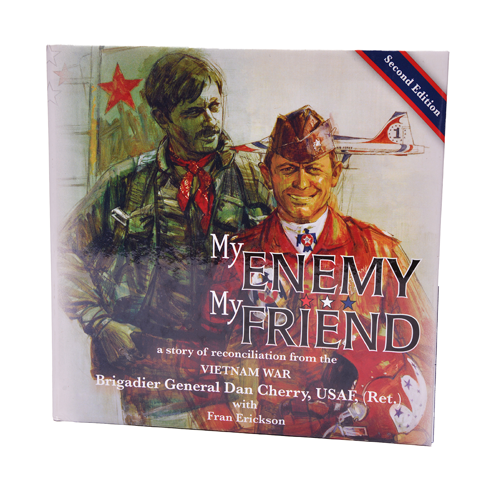 My Enemy My Friend, a story of reconciliation from the Vietnam War