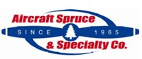 Aircraft Spruce and Specialty Logo