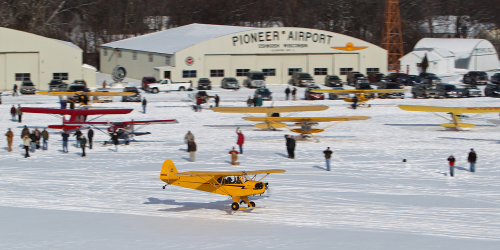 Skiplane Fly-In
