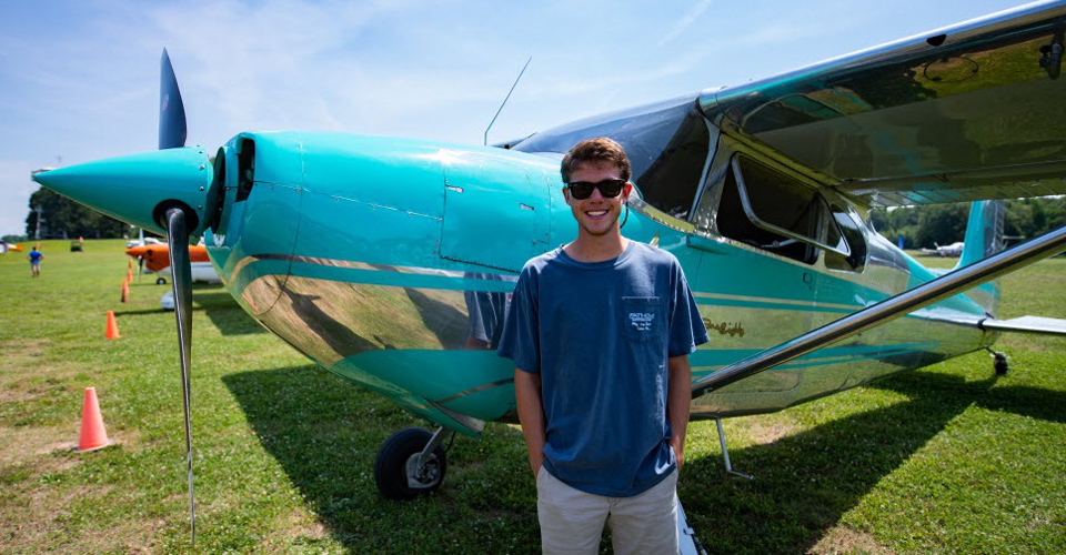 Ray Aviation Scholarship