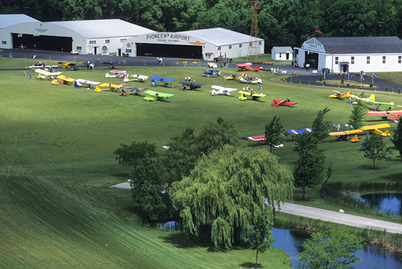 Pioneer Airport at EAA