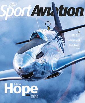 eaa sport aviation magazine eaa rh eaa org Aviation Training Professional Aviation Resources