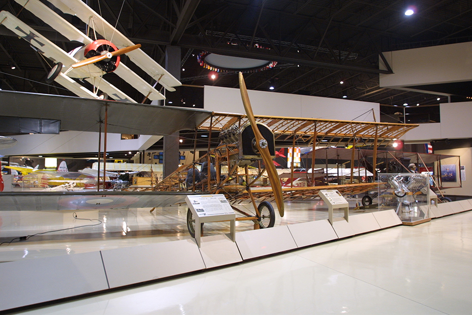 1918 Curtiss Jenny