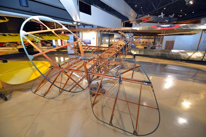1918 Curtiss JN4-D