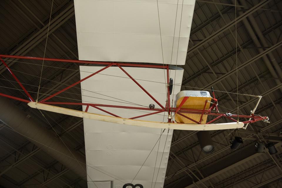 Waco Primary Glider Replica