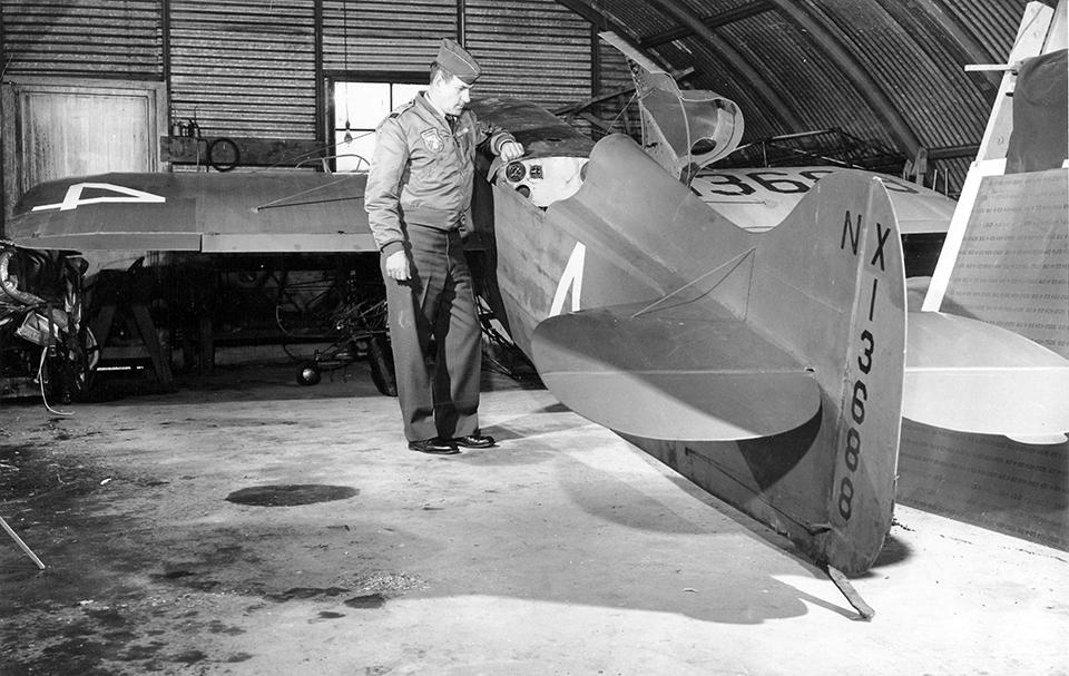 1934 Wittman D-12 'Bonzo' - N13688 (N4486E)