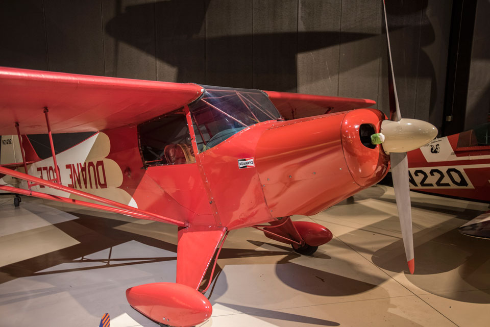 1938 Taylorcraft/Cole